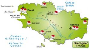 Bretagne : où investir en loi Duflot ?