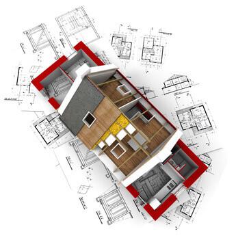vefa savoir lire un plan d 39 appartement ou de maison. Black Bedroom Furniture Sets. Home Design Ideas