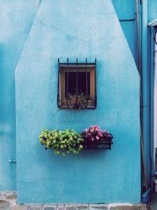 Fenêtre de maison