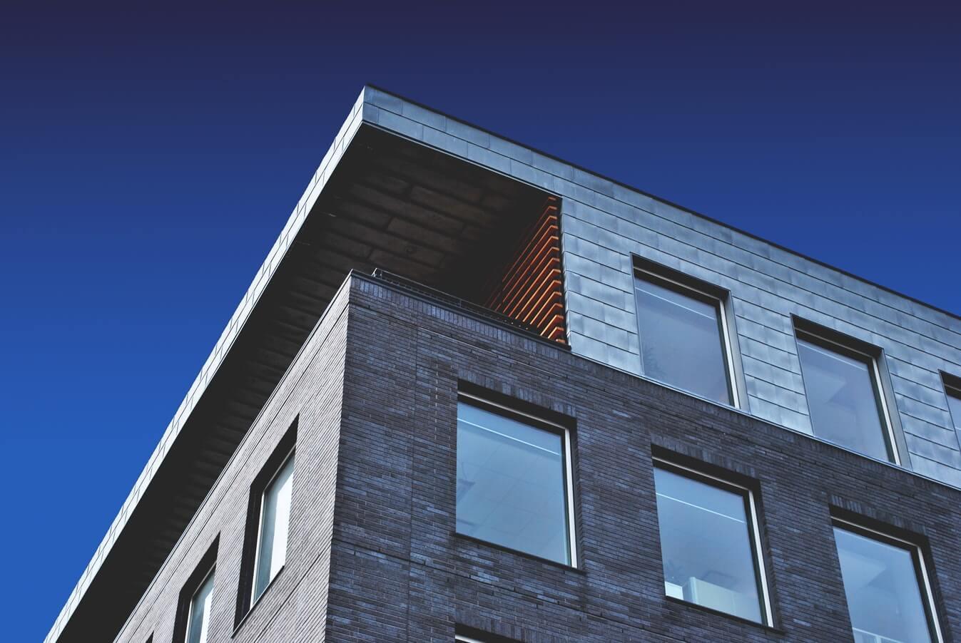 Facade immeuble neuf