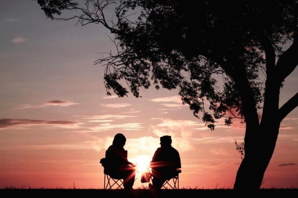Couple de retraites