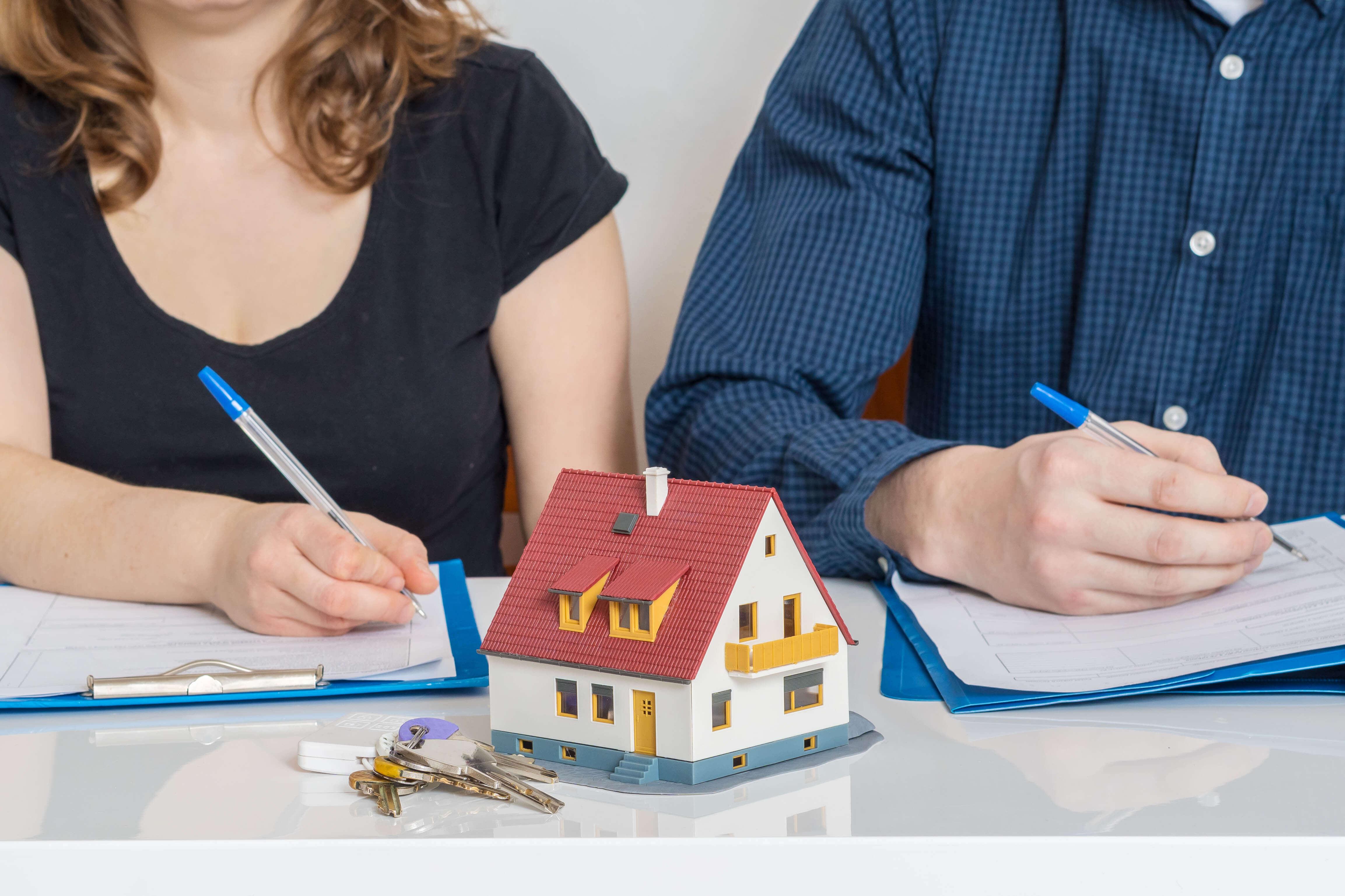 divorce et biens immobiliers